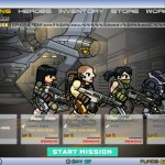 Strike Force Heroes 3 Screenshot